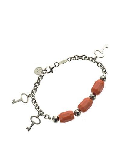 Nomination Armband Cherie koralle