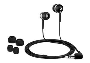 Sennheiser Eco Ear Canal Headphones - Black