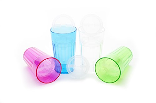 Reflo Smart Assorted Cups, 4 Count
