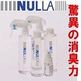 急速イオン消臭スプレー ヌーラ セット(210mlボトル×4本 30mlスプレー×1本)