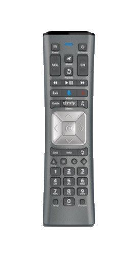 Comcast / Xfinity XR11 Premium Voice Activated Cable TV Backlit Remote Control - Compatible with HD DVR including Motorola, X1 & X2 IR & RF Aim Anywhere, Model: XR11, Electronics & Accessories Store
