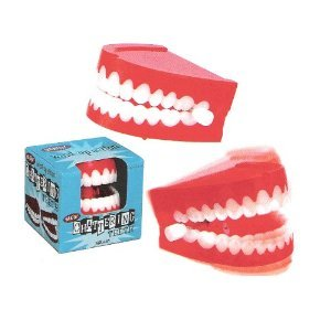 Toysmith Deluxe Chattering Teeth