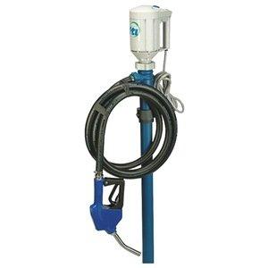 Electric Drum Pump, 115 V, 60 Hz, 1/3 Hp, Pp