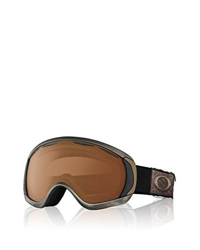 Oakley Máscara de Esquí Canopy Mod. 7047 Clip Marrón