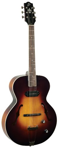 The Loar Lh-309-Vs Archtop Guitar With P-90 Pickup