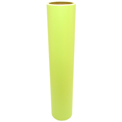 Vinyl Oasis Craft & Hobby Vinyl - Matte Key Lime Pie W/ Removable Adhesive - 12 In. X 10 Ft. Roll front-795146