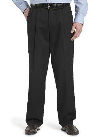 Dockers Big & Tall Iron Free Pleated Pants