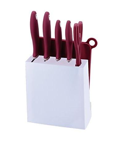 Renberg Set 7 Cuchillos Anti-Adherentes