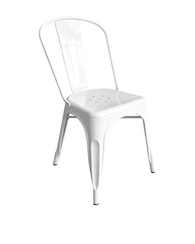 Aeon Garvin Chair, White