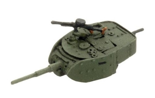 War Gaming - T-26E Turrets - 1