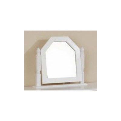 Mountrose Trafford Dressing Table Mirror, White Wash