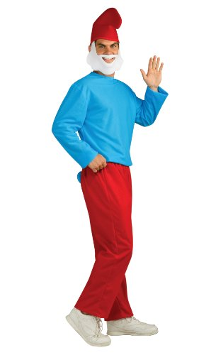 Rubie's Costume The Smurfs 2 Adult Papa Smurf Costume