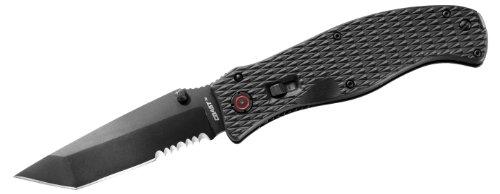 Coast RX322 Rapid Response Blade-Assist Knife 3.9-Inch Blade
