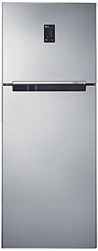 Samsung RT33HDRZASP Frost-free Double-door Refrigerator (321 Ltrs, 3 Star Rating, Platinum Inox)