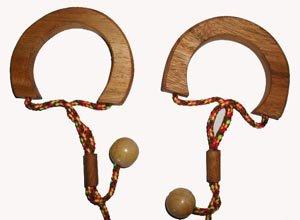 Crazy Loops - Wood Brainteser Puzzle