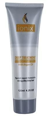 ISO Beauty Ionix Deep Treatment Hair Mask with Argan Oil