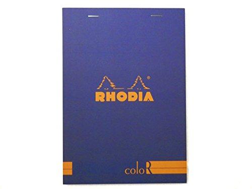 RHODIA ロディア coloR カラーR No.16 サファイア 横罫