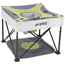 Why Choose The KidCo GoPod Portable Activity Seat - Pistachio