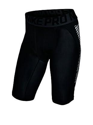 Nike Culotte Corto Fc Slider Short L (Negro)