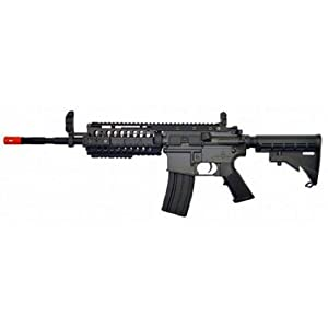 JG M4 S-System Airsoft AEG Rifle 2010 Upgraded Version