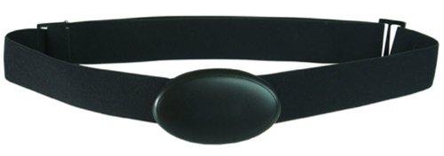 Cintura pettorale non codificata per KETTLER, POLAR, ergometro, cross trainer, tapis roulant, cyclette, misura M-XXL