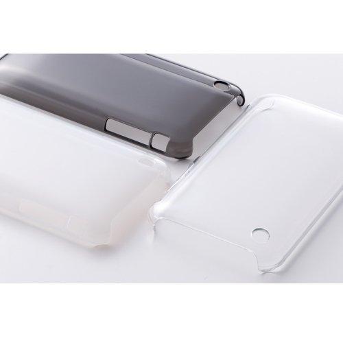Simplism iPhone 3G/3GS用 クリスタルカバー フォーエバークリア TR-CRCOIP-FC