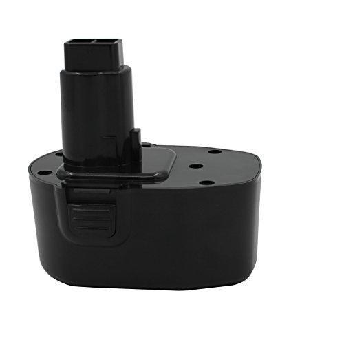 KINSUN Utensili Elettrici Batteria 14.4V 2.0Ah Ni-Cd Per Dewalt DC9091 DE9038 DE9091 DE9092 DE9094 DE9502 DW9091 DW9094