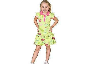 Kidlooks Tropical Print Polo Dress - Buy Kidlooks Tropical Print Polo Dress - Purchase Kidlooks Tropical Print Polo Dress (Kidlooks, Kidlooks Pants, Kidlooks Girls Pants, Apparel, Departments, Kids & Baby, Girls, Pants, Girls Pants)
