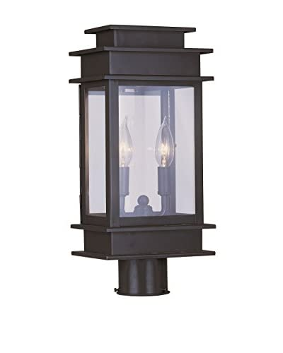 Crestwood Amelia 2-Light Post Head, Bronze