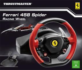 Ferrari 485 Spider Racing Wheel