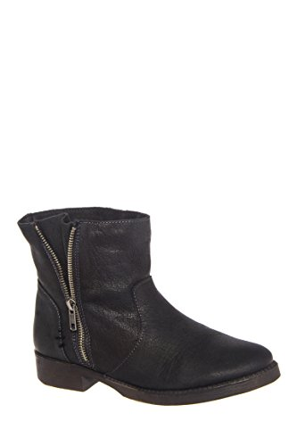 Mel Low Heel Ankle Boot
