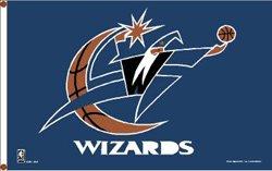 Washington Wizards 3'x5' Banner Flag - Buy Washington Wizards 3'x5' Banner Flag - Purchase Washington Wizards 3'x5' Banner Flag (Rico Inc, Home & Garden,Categories,Patio Lawn & Garden,Outdoor Decor,Banners & Flags)