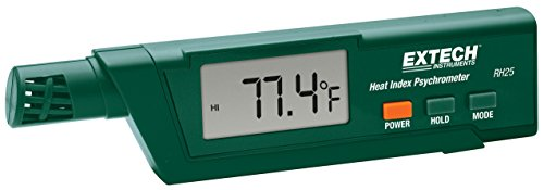 Extech RH25 Heat Index Psychrometer - 1