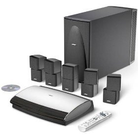 Bose Lifestyle ® 28 Series Ii (Black) Dvd Home Entertainment System