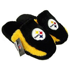 Cheap Pittsburgh Steelers Ball 2009 Slide Slipper (B002QR4D5I)