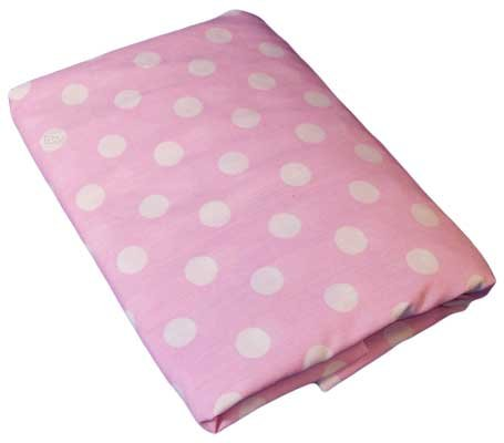 Bedtime Originals Hello Kitty and Puppy Sheet – Pink