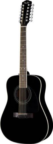 the guitar store fender cd 160 se 12 dreadnought 12 string acoustic electric guitar black. Black Bedroom Furniture Sets. Home Design Ideas