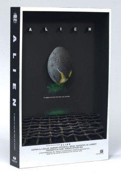 McFarlane Toys 3D Movie Poster - Alien