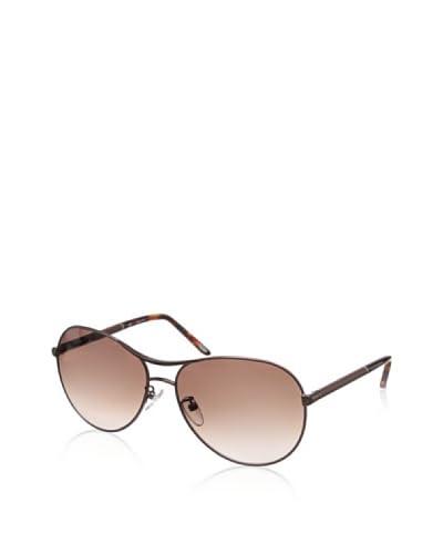 Loewe Women's SLW380 Sunglasses, Shiny Bronze