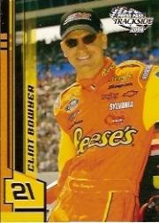 Buy 2004 Press Pass Trackside #42 Clint Bowyer RC by Press Pass Trackside