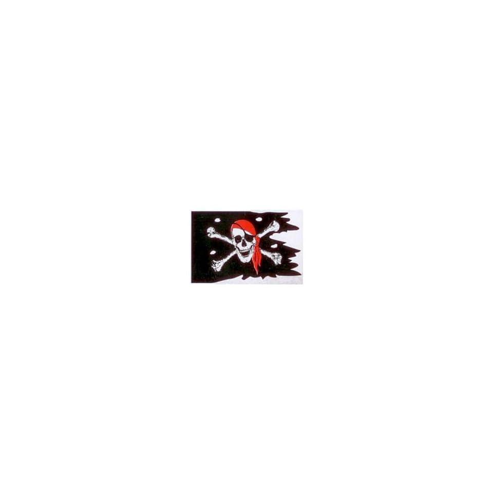 Skull & Crossbones Jolly Roger Pirate Flag 90x150cm #2