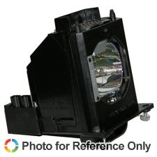 mitsubishi wd 60735 tv replacement lamp with. Black Bedroom Furniture Sets. Home Design Ideas