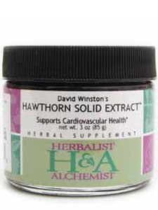 Herbalist & Alchemist, Hawthorne Solid Extract 5.6 oz (Hawthorne Solid Extract compare prices)