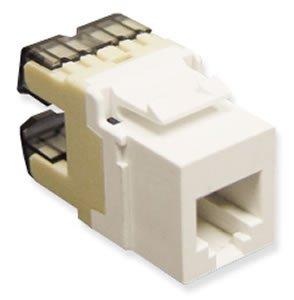 Icc Module, Voice, Rj-11, Hd, White