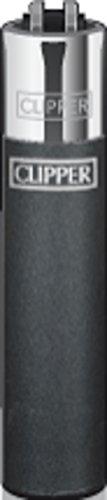 CLIPPER® Micro Feuerzeug - Metallic Micro 2 #1 - paynes grey