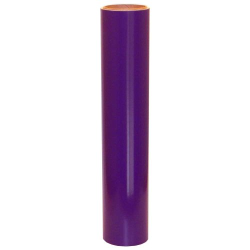 Vinyl Oasis Craft & Hobby Vinyl - Gloss Purple W/ Permanent Adhesive - 12 In. X 20 Ft. Roll front-792204