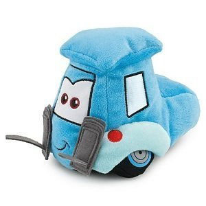 CARS 2 Movie - 6 Inch Plush Toy - Guido Plush Doll [Toy]: Toys & Games
