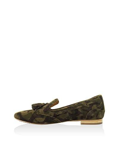 Loft37 Slippers Verde