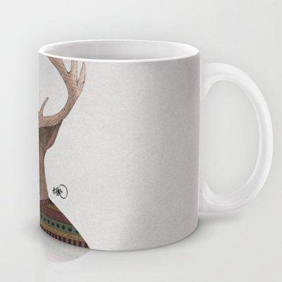 Society6 - Olaf Coffee Tea Mug By Bã¶Rg