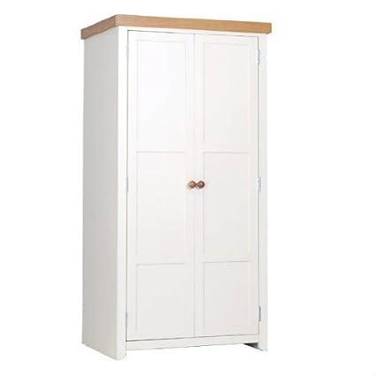 2 Door Wardrobe Bedroom Furniture - CPDSJA380